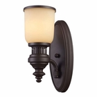 ELK Chadwick 1-Light Sconce in Oiled Bronze EK-66130-1