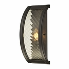 ELK Chandler Collection 1 Light Sconce in Oil Rubbed Bronze EK-31450-1