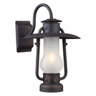ELK Chapman 1-Light Sconce in Matte Black EK-65004-1