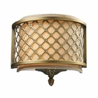 ELK Chester 1-Light Sconce in Brushed Antique Brass EK-31030-1