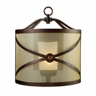 ELK Cumberland 1-Light Sconce in Classic Bronze EK-14050-1