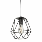 ELK Delaney 1 Light Pendant in Oil Rubbed Bronze EK-31185-1