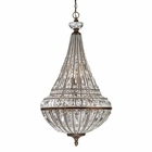 ELK Empire Collection 6+3 Light Pendant in Mocha EK-46048-6-3