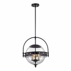 ELK Encompass 3 Light Pendant in Oil Rubbed Bronze EK-14262-3