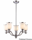 ELK Five Light Chandelier Brooksdale EK-66153