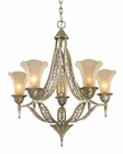 ELK Five Light Chandelier Chelsea EK-3826