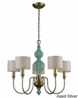 ELK Five Light Chandelier Lilliana EK-31364