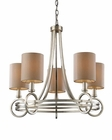ELK Five Light Chandelier New York EK-31006
