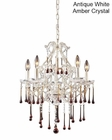 ELK Five Light Chandelier Opulence EK-4002