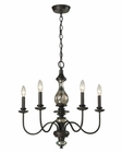 ELK Five Light Chandelier Veronica EK-15083