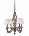 ELK Four Light Chandelier Renaissance EK-6235