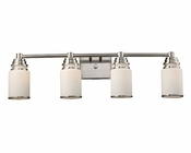 ELK Four Light Vanity Lamp Bryant EK-11267