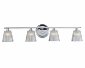ELK Four Light Vanity Lamp Calais EK-31165