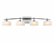 ELK Four Light Vanity Lamp Eastbrook EK-17083