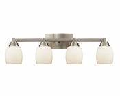 ELK Four Light Vanity Lamp Northport EK-17103