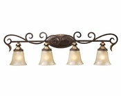 ELK Four Light Vanity Lamp Regency EK-2153