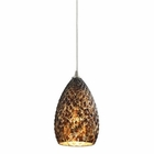 ELK Geval 1 Light Pendant in Satin Nickel EK-10253-1BC
