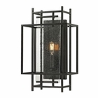 ELK intersections Collection 1 Light Sconce in Oil Rubbed Bronze EK-14200-1