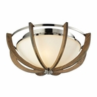 ELK Janette 3 Light Sconce in Polished Nickel EK-31551-3