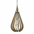 ELK Janette 6 Light Pendant in Polished Nickel EK-31556-6