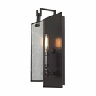 ELK Lindhurst 1 Light Sconce in Oil Rubbed Bronze EK-57090-1