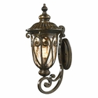 ELK Logansport Collection 1 Light Outdoor Sconce in Hazelnut Bronze EK-45071-1