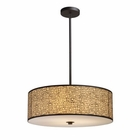 ELK Medina 5-Light Pendant in Aged Bronze EK-31047-5