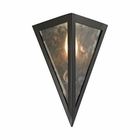 ELK Mica 1 Light Sconce in Oil Rubbed Bronze EK-66940-1