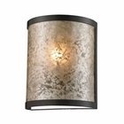 ELK Mica 1 Light Sconce in Oil Rubbed Bronze EK-66950-1