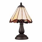ELK Mix and Match Section Tiffany Bronze Table Lamp EK-080-TB-03