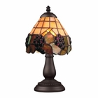 ELK Mix and Match Section Tiffany Bronze Table Lamp EK-080-TB-07