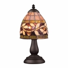 ELK Mix and Match Section Tiffany Bronze Table Lamp EK-080-TB-13