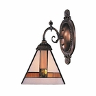 ELK Mix-N-Match 1-Light Sconce in Tiffany Bronze EK-071-TB-01