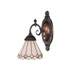 ELK Mix-N-Match 1-Light Sconce in Tiffany Bronze EK-071-TB-04