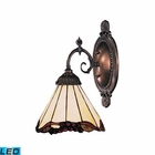 ELK Mix-N-Match 1-Light Sconce in Tiffany Bronze - Led EK-071-TB-03-LED