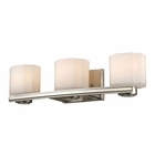 ELK New Haven 3 Light Vanity in Brushed Nickel EK-66187-3
