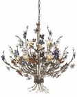 ELK Nine Light Chandelier Brillare EK-9108