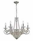 ELK Nine Light Chandelier La Flor EK-11366