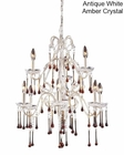 ELK Nine Light Chandelier Opulence EK-4003