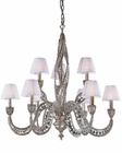 ELK Nine Light Chandelier Renaissance EK-6237