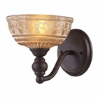 ELK Norwich 1-Light Sconce in Oiled Bronze EK-66190-1