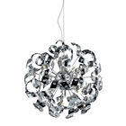 ELK Odyssey 13-Light Pendant in Polished Chrome EK-30006-13