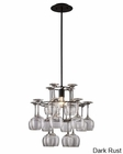 ELK One Light Mini Chandelier Vintage EK-14040