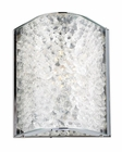 ELK One Light Vanity Lamp Encased Crystals EK-31180