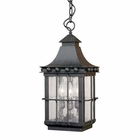 ELK Outdoor Hanging Lantern Taos Collection  in A Espresso Finish EK-8454-E