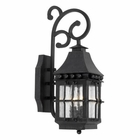 ELK Outdoor Wall Lantern Taos Collection  in A Espresso Finish EK-8449-E