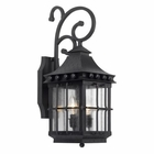 ELK Outdoor Wall Lantern Taos Collection  in A Espresso Finish EK-8450-E