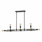 ELK Parallax 11 Light Island in Oil Rubbed Bronze EK-14253-6-5