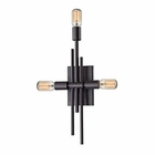 ELK Parallax 3 Light Sconce in Oil Rubbed Bronze EK-14251-3