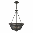 ELK Pesaro 5 Light Pendant in Oil Rubbed Bronze EK-11827-5
